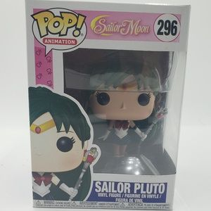 Funko Pop! Animation Sailor Moon Sailor Pluto #296